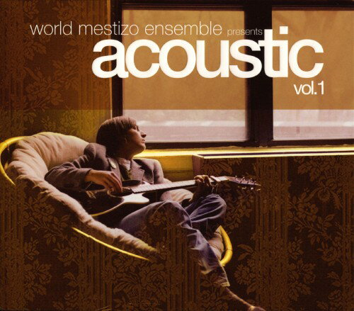 【中古】world mestizo ensemble presents acoustic vol.1/オムニバスCDアルバム/洋楽