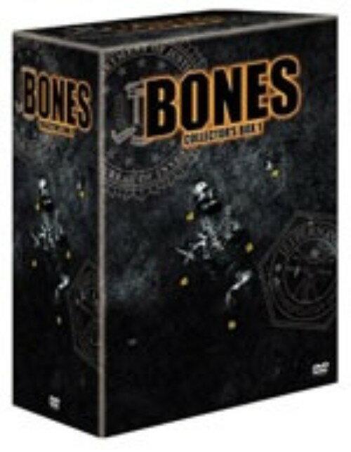 【中古】BONES ボーンズ −骨は語る− DVDコレクターズBOX 1/エミリー・デシャネルDVD/海外TVドラマ