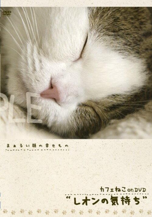 【中古】カフェねこonDVD レオンの気持ちDVD/邦画ファミリー&動物