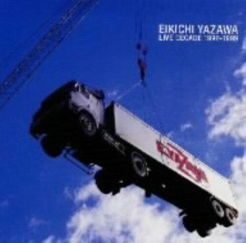 【中古】LIVE DECADE 1990−1999/矢沢永吉CDアルバム/邦楽