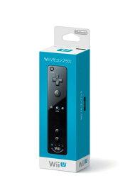 【中古】Wiiリモコンプラス (クロ)周辺機器(メーカー純正)ソフト/その他・ゲーム
