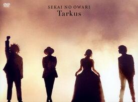 【中古】SEKAI NO OWARI/Tarkus 【DVD】/SEKAI NO OWARIDVD/映像その他音楽