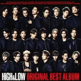【中古】HiGH & LOW ORIGINAL BEST ALBUM/オムニバスCDアルバム/邦楽