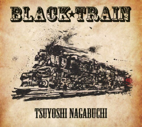 【中古】BLACK TRAIN(初回限定盤)(DVD付)/長渕剛CDアルバム/邦楽