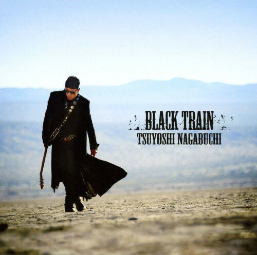 【中古】BLACK TRAIN/長渕剛CDアルバム/邦楽
