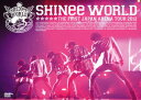 【中古】SHINee THE FIRST JAPA…SHINee WORLD 2012 【DVD】/SHINeeDVD/映像その他音楽