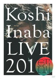 【中古】Koshi Inaba LIVE 2010 〜en2〜 【DVD】/稲葉浩志DVD/映像その他音楽