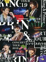 【中古】King & Prince CONCERT TOUR 2019 【ブルーレイ】/King & Princeブルーレイ/映像その他音楽