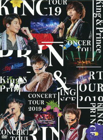 【中古】King & Prince CONCERT TOUR 2019 【DVD】/King & PrinceDVD/映像その他音楽