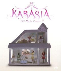 【中古】KARA/1st JAPAN TOUR 2012 KARASIA 【ブルーレイ】/KARAブルーレイ/映像その他音楽
