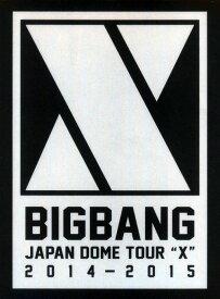【中古】BIGBANG JAPAN DOME TOUR2014-2015… 【DVD】/BIGBANGDVD/映像その他音楽