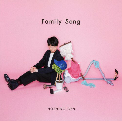 【中古】Family Song/星野源CDシングル/邦楽
