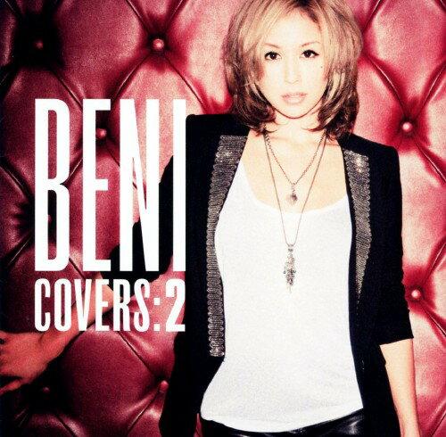 【中古】COVERS 2(初回限定盤)(DVD付)/BENI