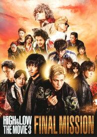 【中古】HiGH&LOW THE MOVIE3/FINAL MISSION 【ブルーレイ】/AKIRAブルーレイ/邦画アクション