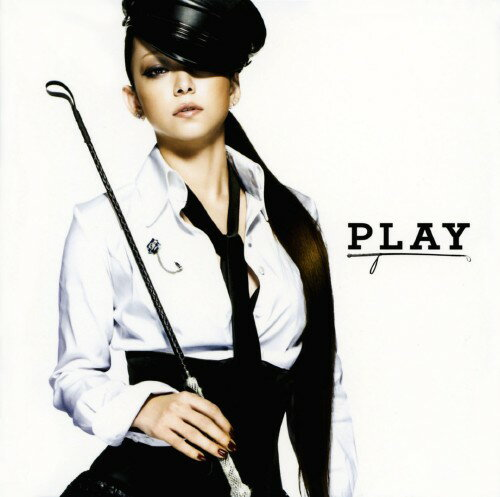 【中古】PLAY(DVD付)(ジャケットA)/安室奈美恵CDアルバム/邦楽