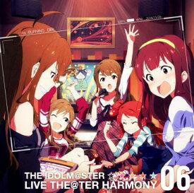 【中古】THE IDOLM@STER LIVE THE@TER HARMONY 06 アイドルマスター ミリオンライブ!/灼熱少女CDアルバム/アニメ