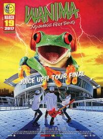 【中古】WANIMA/JUICE UP!! TOUR FINAL 【DVD】/WANIMADVD/映像その他音楽