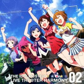 【中古】THE IDOLM@STER LIVE THE@TER HARMONY 02 アイドルマスター ミリオンライブ!/アニメ・サントラCDアルバム/アニメ