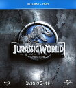 【中古】ジュラシック・ワールド (2015)Blu−ray&DVDセット/クリス・プラットブルーレイ/洋画SF