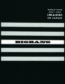 【中古】初限)BIGBANG WORLD TOUR 2015-2016 MAD… 【ブルーレイ】/BIGBANGブルーレイ/映像その他音楽