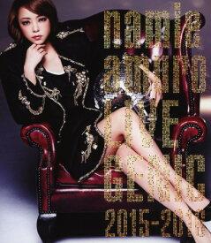 【中古】namie amuro LIVE GENIC 2015-2016 【ブルーレイ】/安室奈美恵ブルーレイ/映像その他音楽