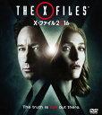 【中古】X−ファイル 2016 コンパクト DVD−BOX/デイビッド・ドゥカブニーDVD/海外TVドラマ