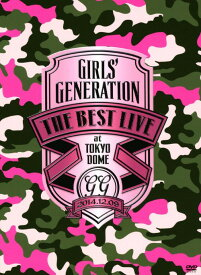 【中古】少女時代/GIRLS…THE BEST LIVE atTOKYO… 【DVD】/少女時代DVD/映像その他音楽