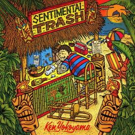 【中古】Sentimental Trash/Ken YokoyamaCDアルバム/邦楽パンク/ラウド