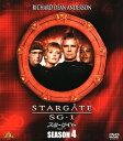 【中古】スターゲイト SG−1 シーズン4 コンパクト・ボックス/リチャード・ディーン・アンダーソンDVD/海外TVドラマ