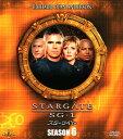 【中古】スターゲイト SG−1 シーズン6 コンパクト・ボックス/リチャード・ディーン・アンダーソンDVD/海外TVドラマ