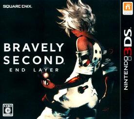 【中古】ブレイブリーセカンドソフト:ニンテンドー3DSソフト/ロールプレイング・ゲーム