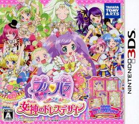 【中古】プリパラ めざめよ!女神のドレスデザインソフト:ニンテンドー3DSソフト/マンガアニメ・ゲーム