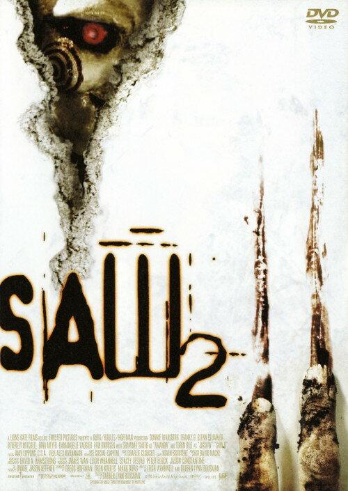 【中古】SAW 2 DTS・エディション/ドニー・ウォールバーグDVD/洋画サスペンス