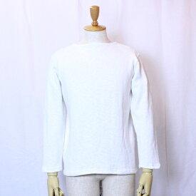 "Tieasy AUTHENTIC CLASSIC(ティージーオーセンティッククラシック) ""Tieasy ORIGINAL BOATNECK SHIRT"" te002 バスクシャツ カットソー 長袖 メンズ レディース 日本製"