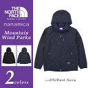 THE NORTH FACE PURPLE LABEL ノースフェイス パープルレーベル マウンテン ウインドパーカー/ウインドブレーカー NP2707N na...