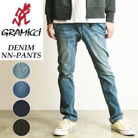 2019新作 グラミチ GRAMICCI DENIM NN-PANTS デニムNNパンツ ニューナローパンツ ジーンズ クライミングパンツ メンズ キャンプ アウトドア GMP-19S009