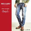 RED CARD レッドカード メンズ デニムパンツ/ジーンズ Day1 27808【コンビニ受取対応商品】