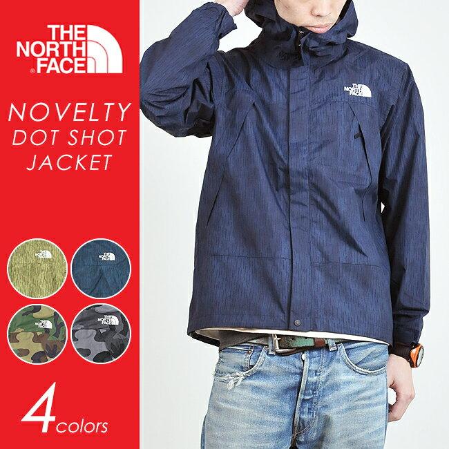 THE NORTH FACE ノースフィス ノベルティ ドットショットジャケット(4色)NP61535 メンズ/マウンテンパーカー/ナイロンパーカー【郵便局/コンビニ受取対応】