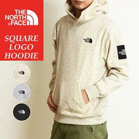 2020秋冬新作 ノースフェイス THE NORTH FACE スクエアロゴフーディー スウェットパーカー 裏起毛 メンズ レディース Square Logo Hoodie NT62039