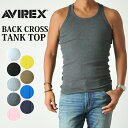 AVIREX アビレックス タンクトップ 618363(6143503)avirex アヴィレックス タンク デイリー メンズ カットソー