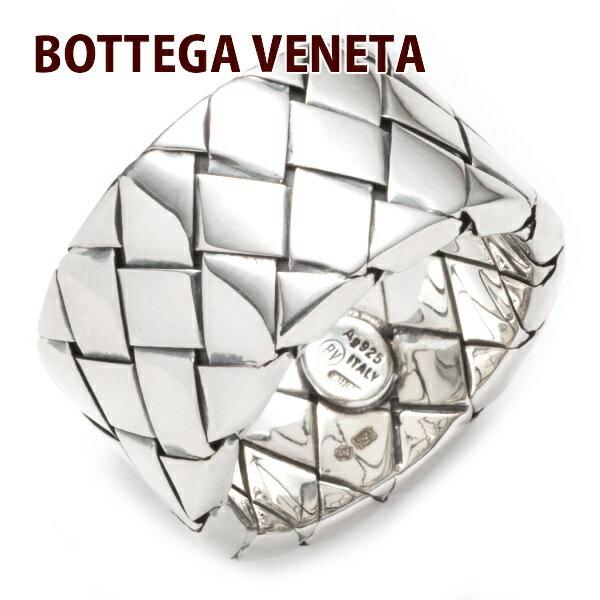 送料無料 新品 ボッテガヴェネタ BOTTEGA VENETA 指輪 リング アクセサリー メンズ レディース シルバー 200743 V5060 8117 正規品/通販/ブランド品 シンプル/新作