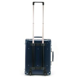 グローブ・トロッターGLOBE-TROTTERキャリーケーススーツケース旅行かばん18CENTENARYセンテナリートローリーケースネイビーGTCNTNN18TCNAVY/NAVY