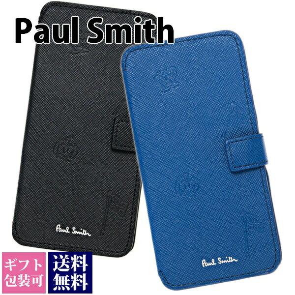 送料無料 新品 ポールスミス Paul Smith iPhoneケース アイフォン7 ケース スマホケース ポールドローイング 863523 P013 正規品/セール 2018/ブランド品