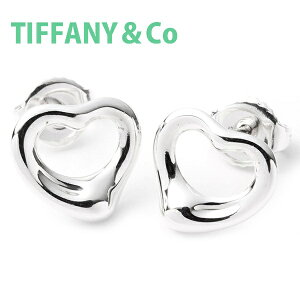 ティファニー tiffany&co ピアス レディース アクセサリー オープンハート SS MINI シルバー 12270062 正規品 シンプル ブランド 新品 新作 2021年 ギフト 誕生日プレゼント 通販