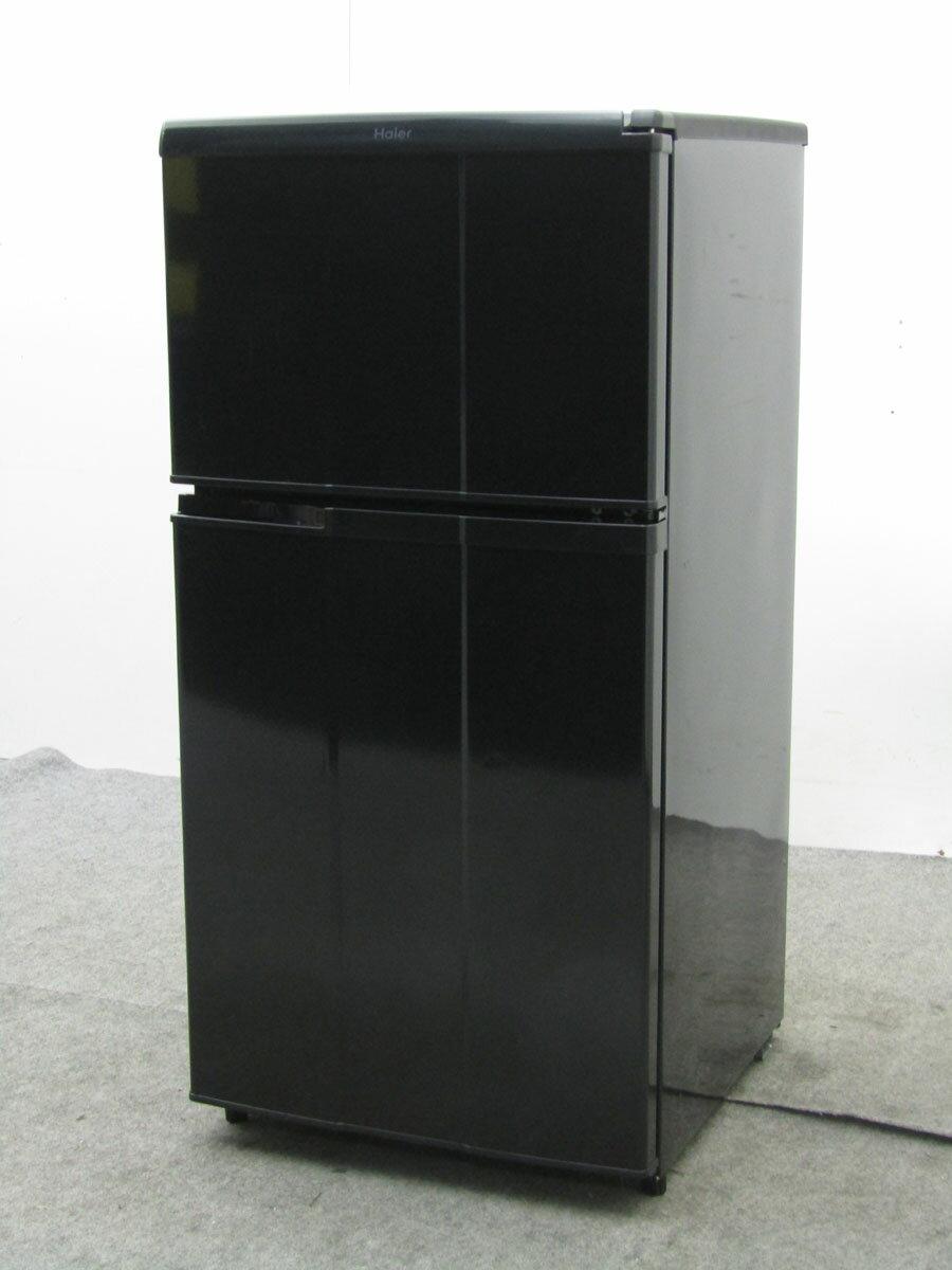 【中古 冷蔵庫】ハイアール 冷凍冷蔵庫 JR-N100C 98L ブラック 2012年製【◆S◆】【refrigerator】