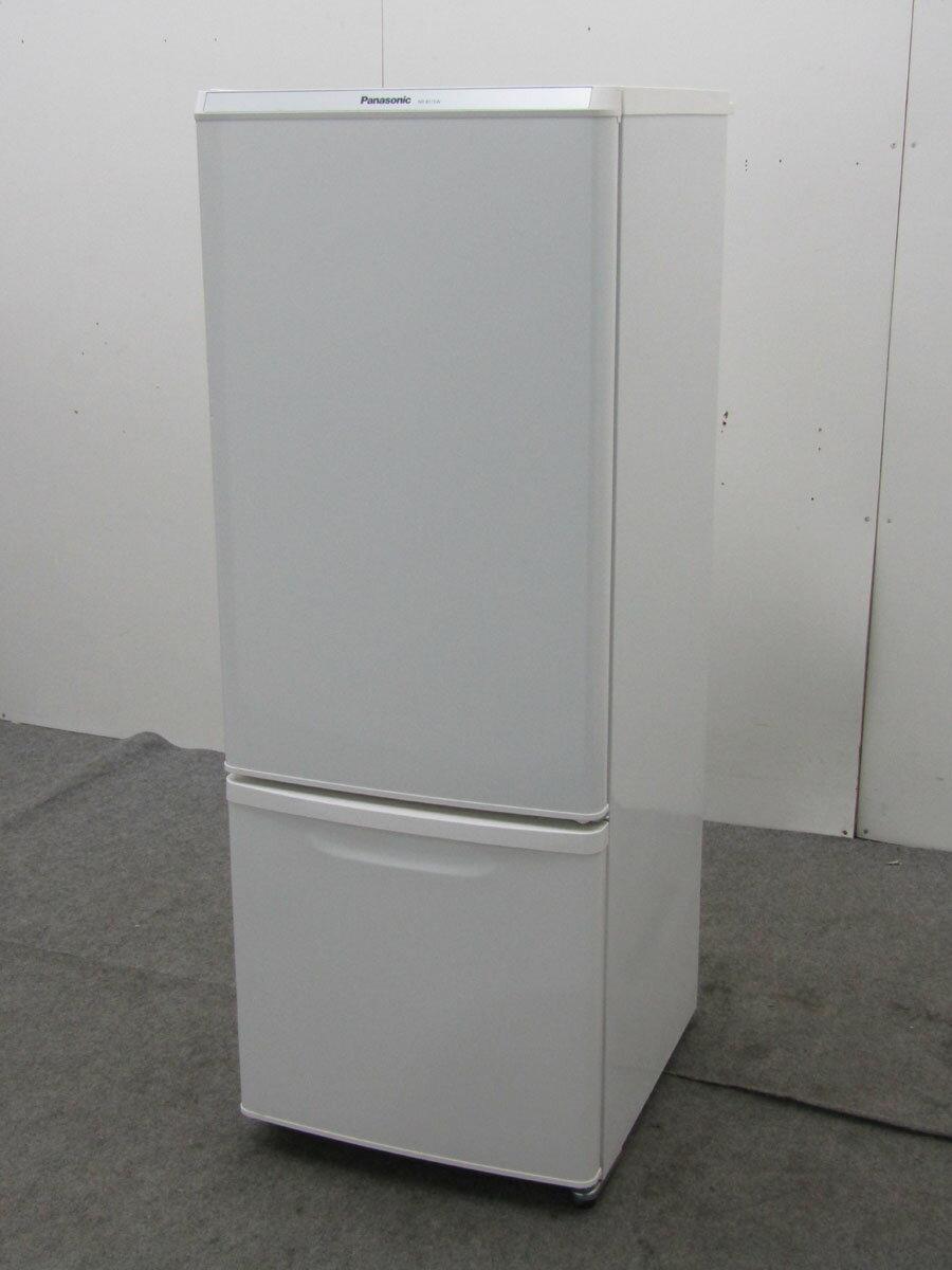 【中古 冷蔵庫】パナソニック 冷凍冷蔵庫 NR-B175W-W 168L ホワイト 2013年製【◆M◆】【refrigerator】