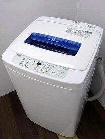 【中古】【洗濯機】【掃除機おまけ付き】 ハイアール 4.2kg ホワイト JW-K42M 2018年製 家電 1人暮らし 単身者向け サイズ 1人用 小型 激安 価格 安い おすすめ バリュー商品