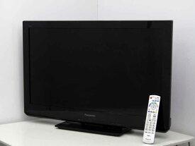 【中古 液晶テレビ】 パナソニック ビエラ TH-L32C3 32V型 ハイビジョン ブラック 2011年製 価格 安い おすすめ