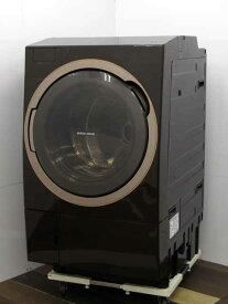 中古 洗濯機 東芝 TW-117X5L ドラム式 洗濯乾燥機 TOSHIBA ZABOON 洗濯11kg 乾燥7kg 左開き グレインブラウン 家電 ファミリー向け サイズ 大型 激安 価格 安い おすすめ 乾燥機能付き