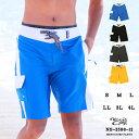 メンズ 海水パンツ 水着 男性用 サーフパンツ 無地 スイムウェア スイムパンツ ns-2596-12